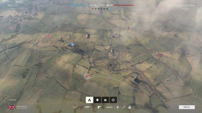 Battlefield V Panzerstorm