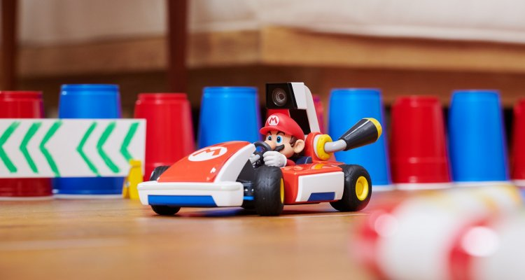 Mario Kart Live: Home Circuit, consigli sulla guida