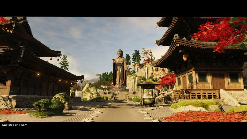 Iki Island represents a new setting to explore in Ghost of Tsushima: Director's Cut