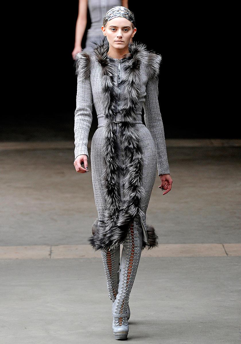 Alexander Mcqueen Fall 2011 Mfd Multiple Fashion Disorder