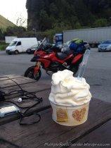 Ice cream stop.