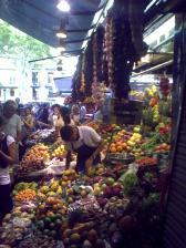 My favourite place in Barcelona: La Boqueria.