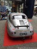 A beautiful Porsche in Antwerp
