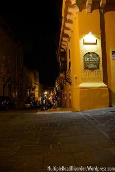 Streets of Valleta