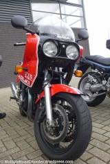 Suzuki Bandit based XR69 replica