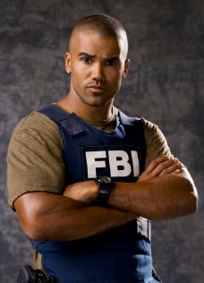 Shemar Moore stars in the CBS series CRIMINAL MINDS, scheduled to air on the CBS Television Network. Photo: Monty Brinton/CBS. ©2007 CBS Broadcasting Inc. All Rights Reserved.