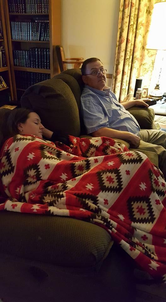 Jillian and Dad 07-31-17
