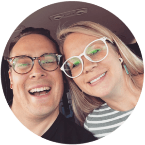 Luke and Dawn Geraty Headshot