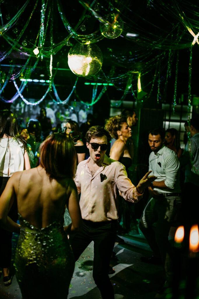 venčanje dancefloor
