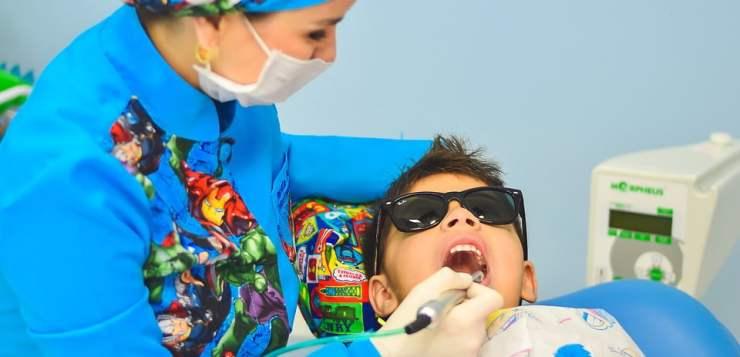 Dlaczego moje dzieci nie chodzą do dentysty?
