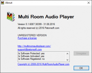 Multi Room Audio System About