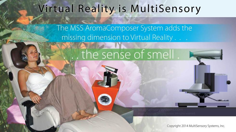 The Sense of Smell