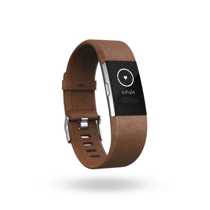 Fitbit Charge 2_Cognac_Breathe_Exhale