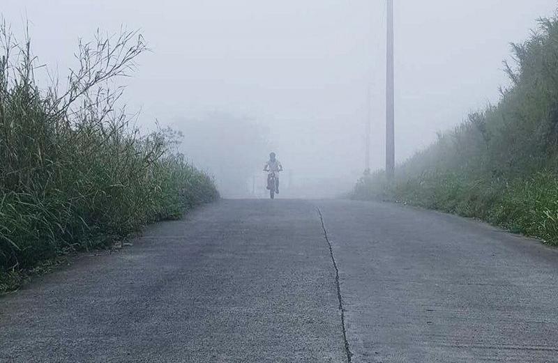 road climbs