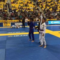 Filipina wins bronze at prestigious Brazilian jiu-jitsu tourney