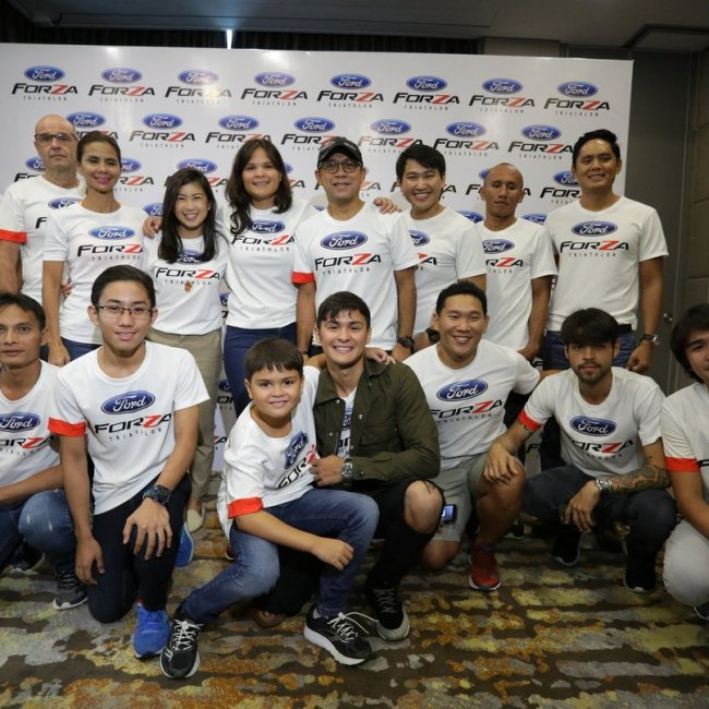 team ford forza triathlon