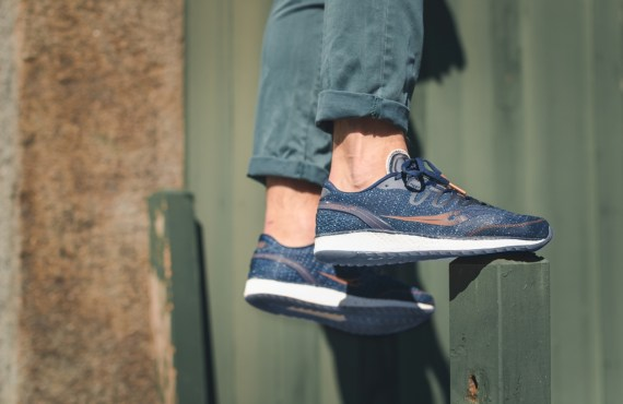 First Look: Saucony Denim Pack