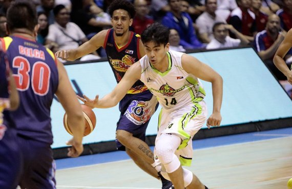 Grey's 22-Point Showing Keeps Globalport Alive