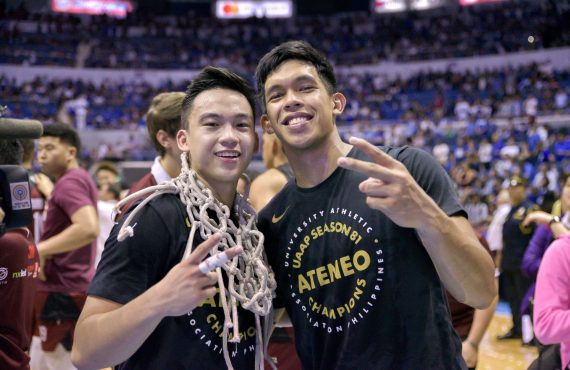 Anton Asistio: How a benchwarmer became a champion