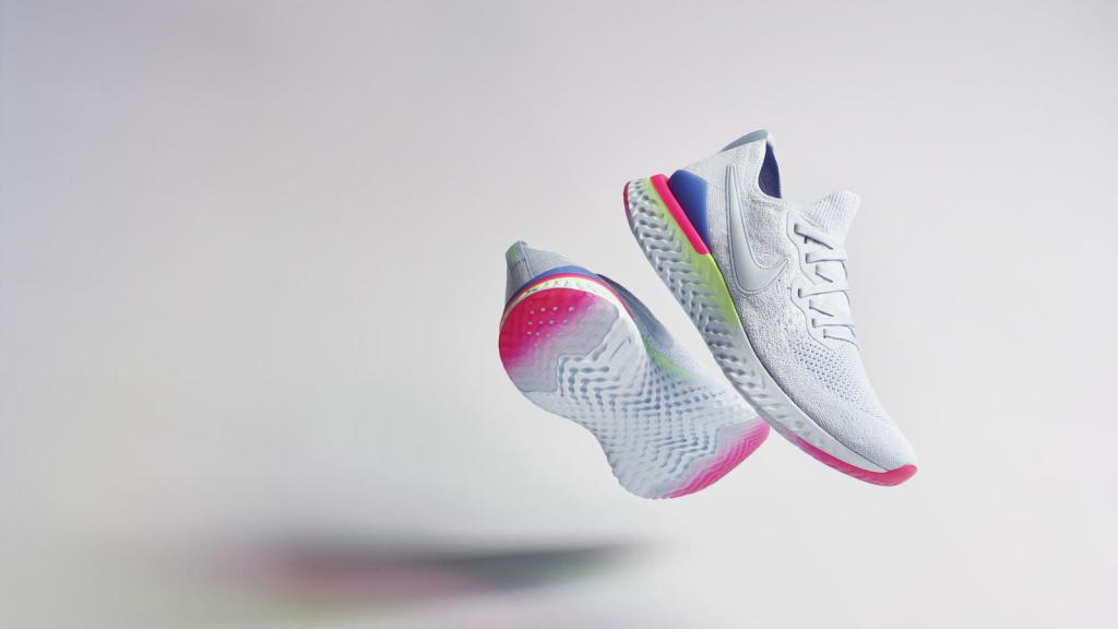 1829c703e7a6 Look  Nike Epic React Flyknit 2 drops this month