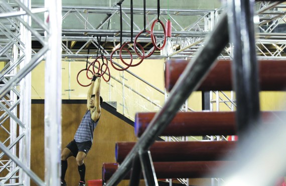 Pretty Huge Obstacles Manila is Asia's largest indoor obstacle course…