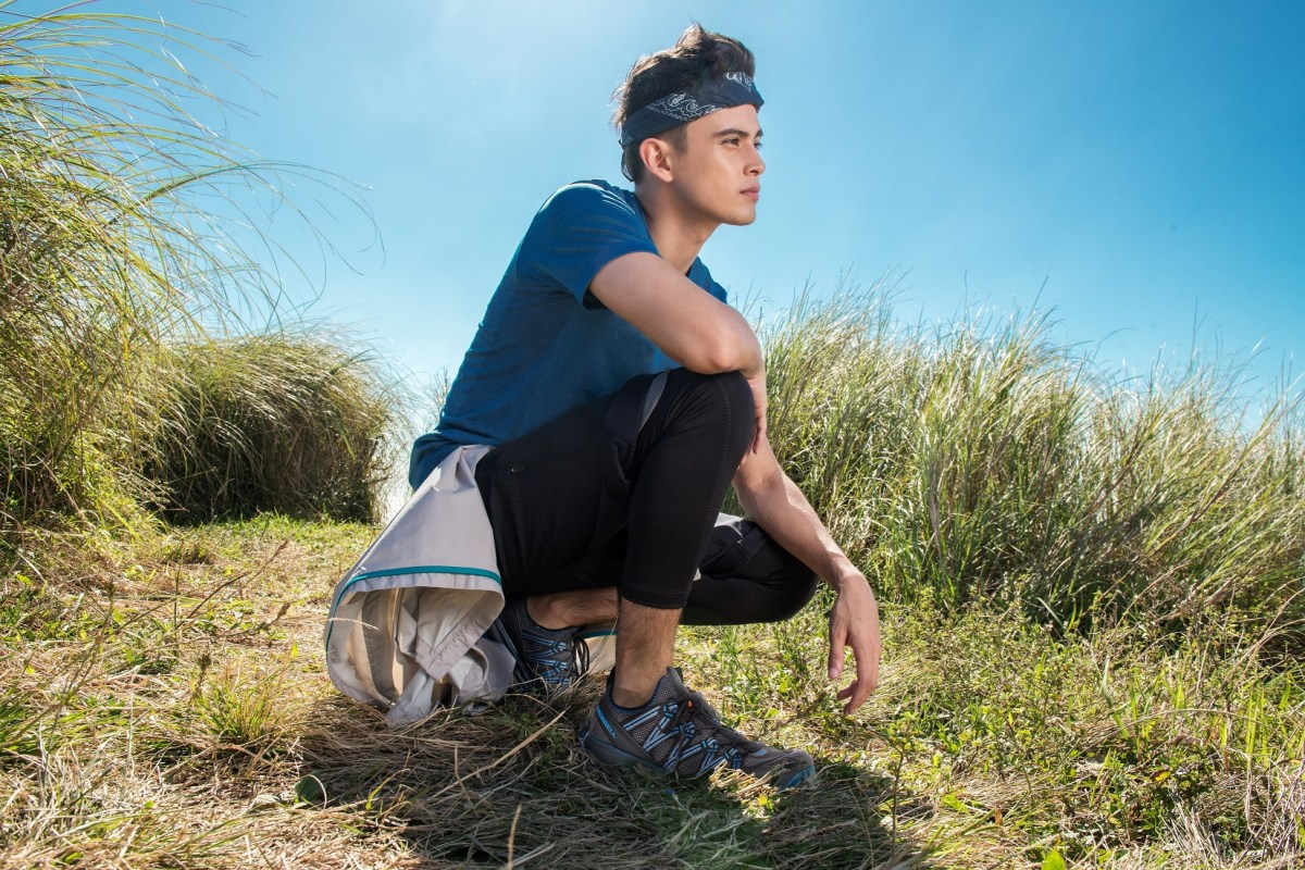 James Reid: We're meant to be out in nature