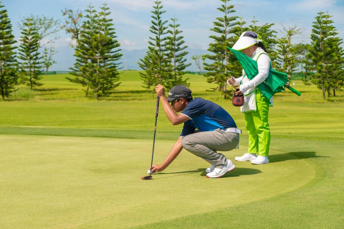 At the 7th Oakley Golf Cup, young golfers prove that future of PH golf is bright
