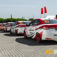 The 2019 Toyota Vios Racing Festival: A day of electrifying autocross action