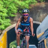 This triathlete needs your help to compete in the 70.3 World Championships