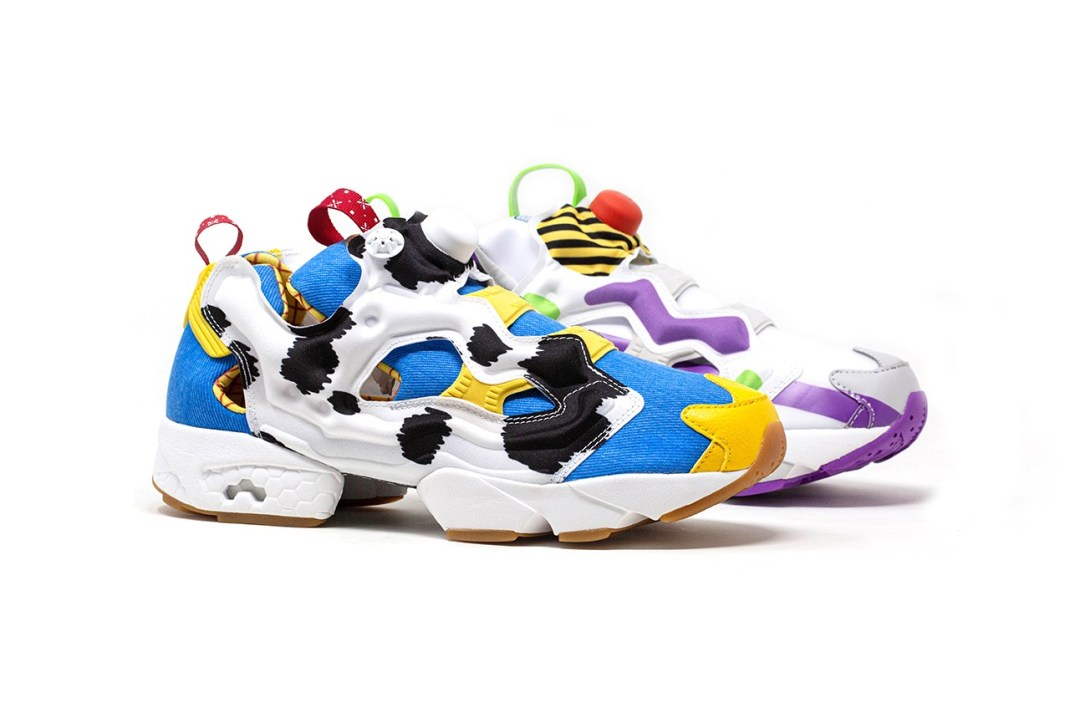 huge selection of 7b8ec 31316 Look: Reebok releases Toy Story 4 sneakers | Multisport ...