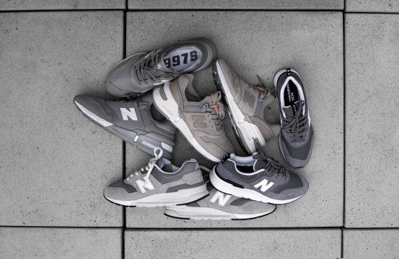 Look: New Balance celebrates heritage with own 'grey' holiday