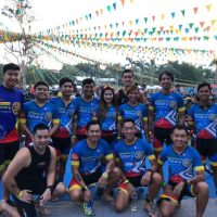 This 3-day cycling event in Cebu is raising polio awareness