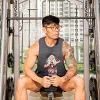 Bodybuilder Kerwin Go on inclusivity and the power of dialogue in fighting prejudice