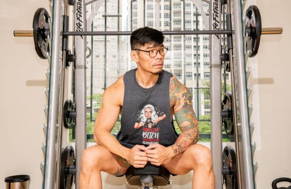 Bodybuilder Kerwin Go on inclusivity and the power of dialogue…