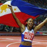 Kristina Knott nails 200-meter dash, sets new SEA Games record