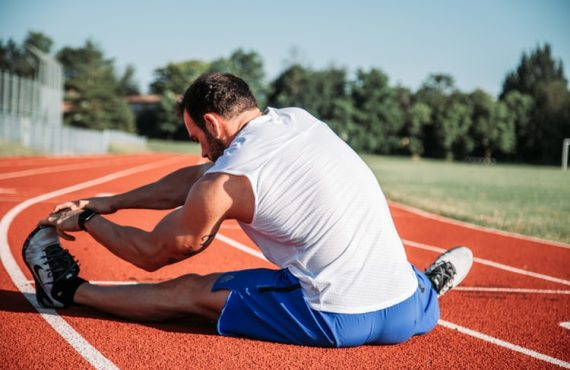 simple stretches every runner must do everyday