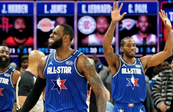 The 2020 NBA All-Star Game was the best one in…