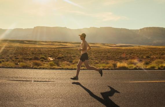 Kickstart your couch-to-marathon training now