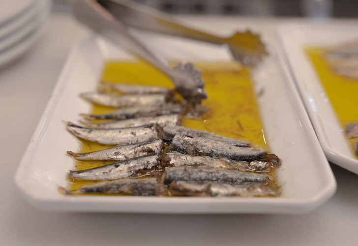 The many health benefits of sardines