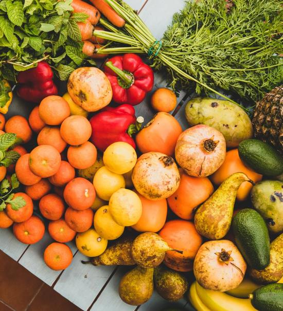 Not eating enough fruits and vegetables may affect your mental health