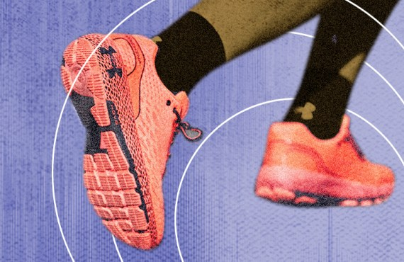 The Under Armour Hovr Machina will push you to train…