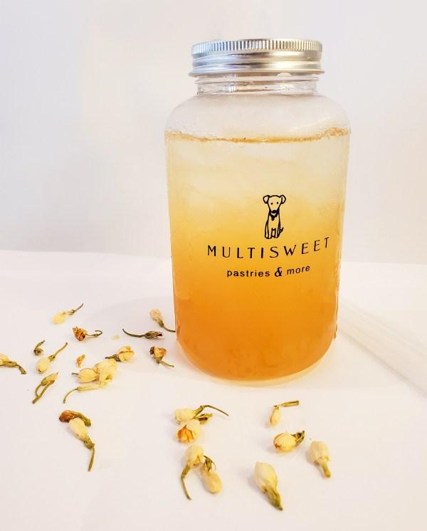 cold brew jasmine tea