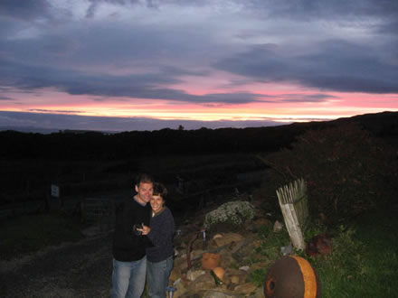 On Skye's Waternish peninsula