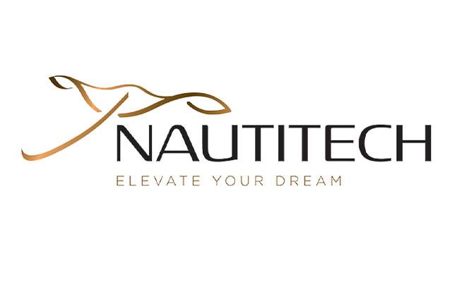 Nautitech Catamarans Logo Parts Button