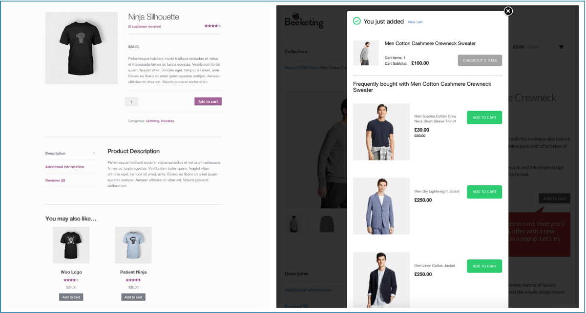 How To Set Up Up-Sells, Cross-Sells and Related Products in WooCommerce in Right Way