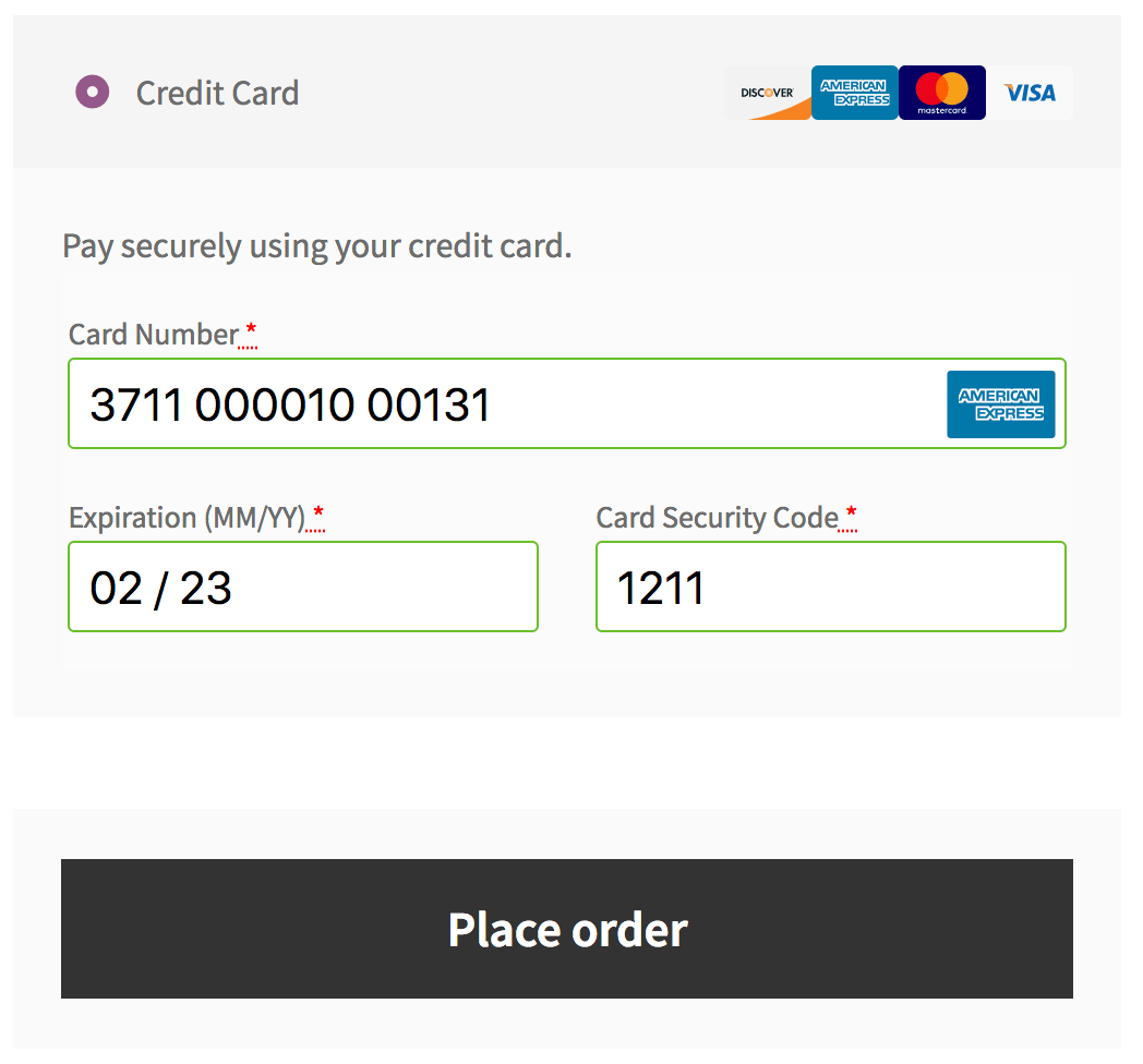 USA ePay Payment Gateway For WooCommerce