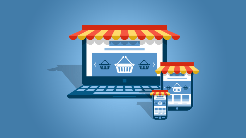 Building eCommerce store