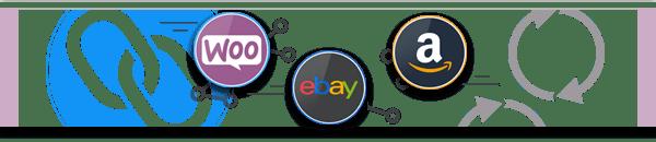 Sync WooCommerce Amazon and eBay