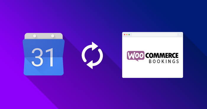 Synchronize WooCommerce Bookings to Google Calendar