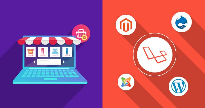 Laravel eCommerce vs Nomad eCommerce